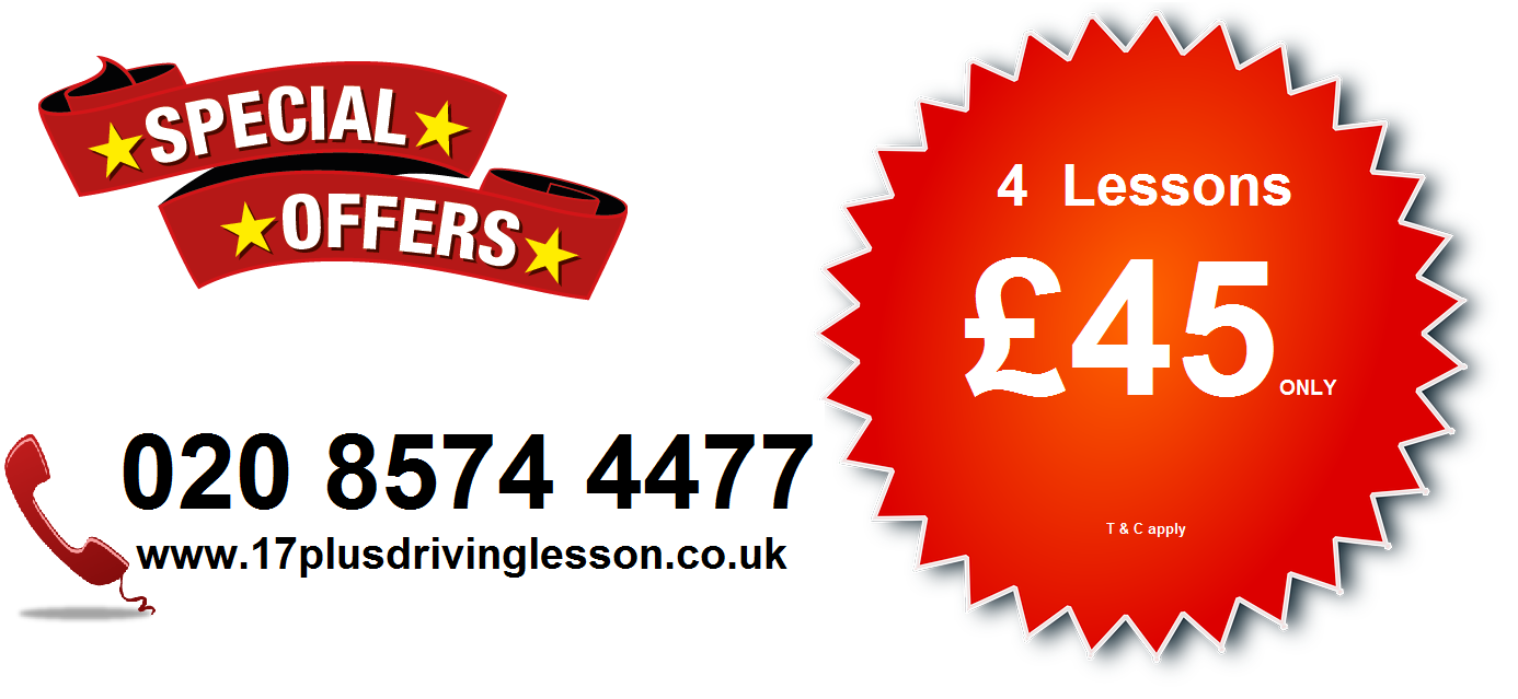 Cheap Driving Lessons in Southall